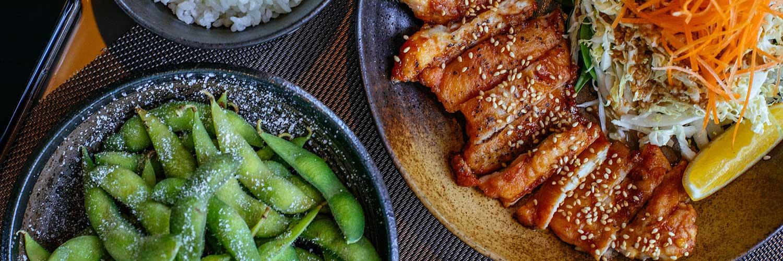 Japanese food Wallngton London